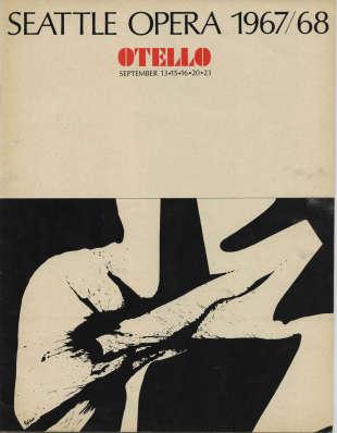 1967/68 Otello Cover