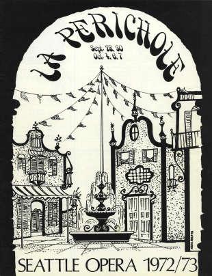 1972/73 La Perichole Cover