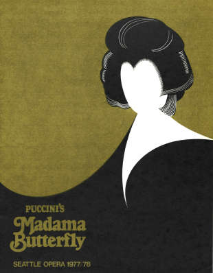 1977/78 Madama Butterfly Cover