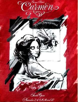 1978-79 Carmen Cover