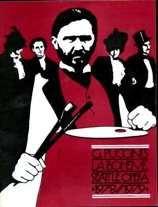 1978-79 La Boheme Cover