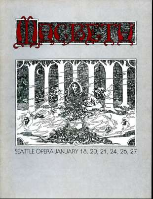 1978-79 Macbeth Cover