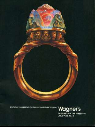 1978 The Ring of the Nibelung Cover