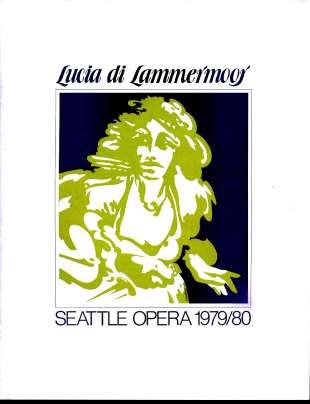 1979-80 Lucia di Lammermoor Cover