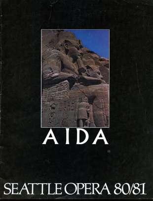 1980-81 Aida Cover