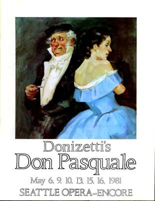 1980-81 Don Pasquale Cover