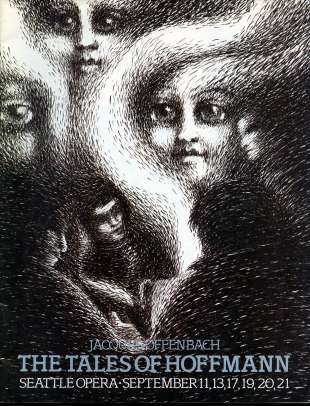 1980-81 Tales of Hoffmann Cover