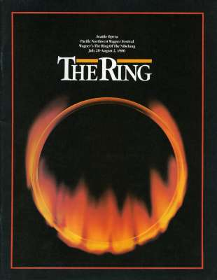 1980 The Ring of the Nibelung Cover
