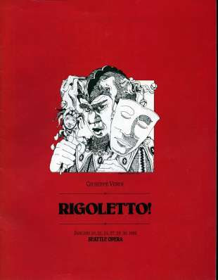 1981-82 Rigoletto Cover