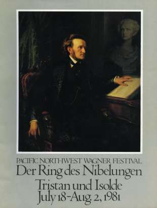 1981 The Ring of the Nibelung Cover