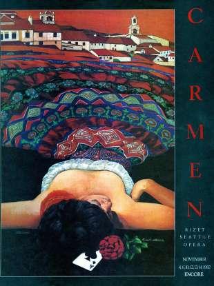 1982-83 Carmen Cover