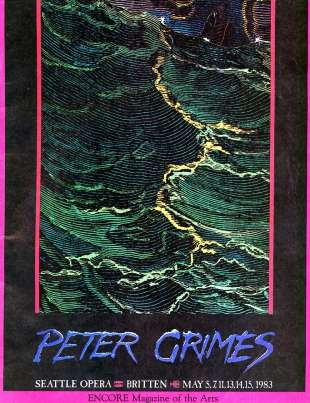 1982-83 Peter Grimes Cover