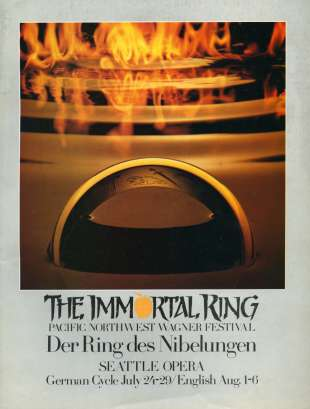 1982 The Ring of the Nibelung Cover