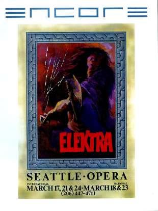 1983-84 Elektra Cover