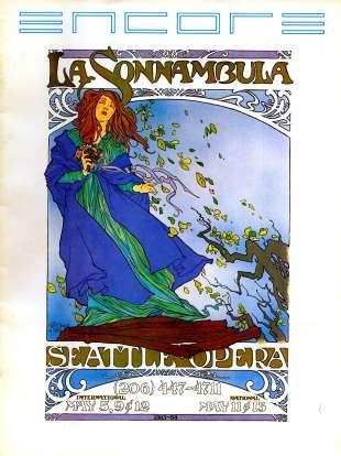 1983-84 La Sonnambula Cover