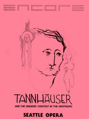 1984-85 Tannhauser Cover