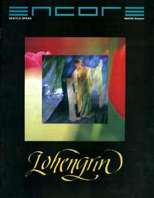 1994-95 Lohengrin Cover
