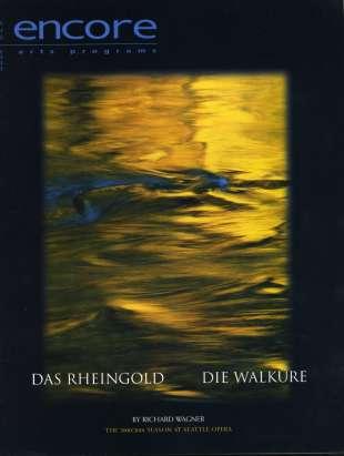2000-01 Das Rheingold Die Walkure Cover