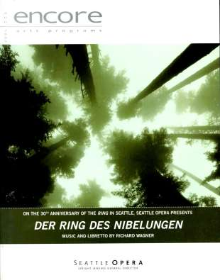 2005 The Ring of the Nibelung Cover