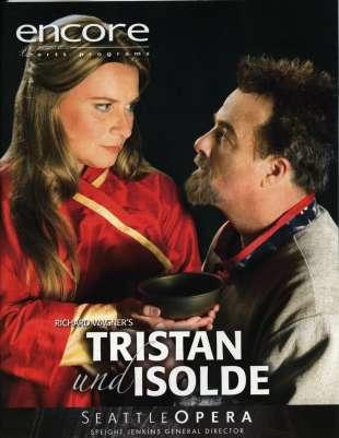 2010-11 Tristan und Isolde Cover