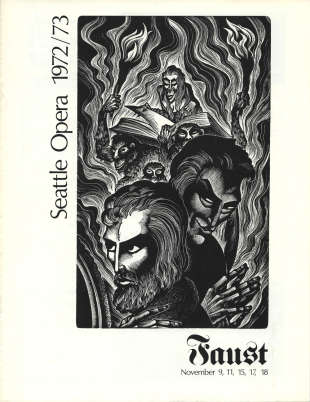 1972/73 Faust Cover