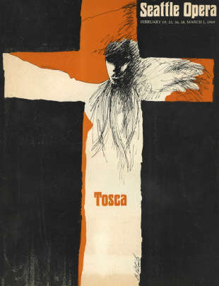 1968/69 Tosca Cover