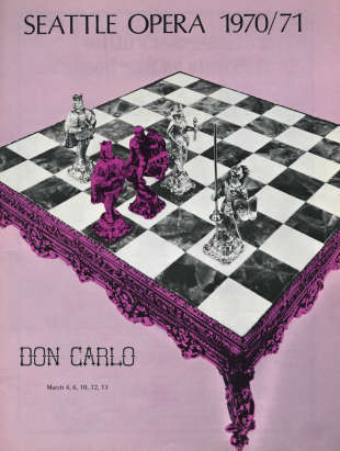 1970/71 Don Carlo Cover