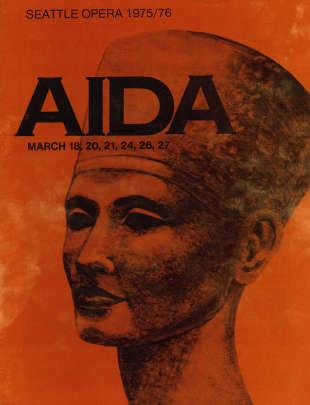 1975/76 Aida Cover
