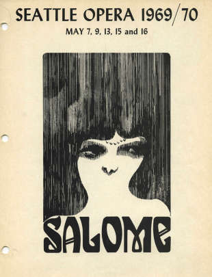 1969/70 Salome Cover