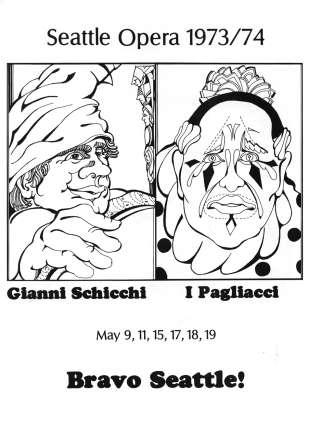 1973/74 Gianni Pagliacci Cover