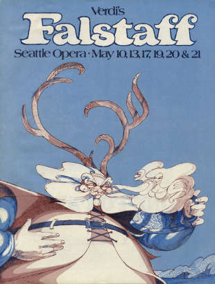 1977/78 Falstaff Cover
