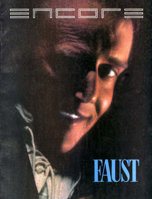 1986-87 Faust Cover