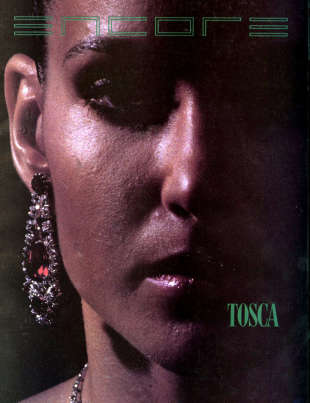 1986-87 Tosca Cover