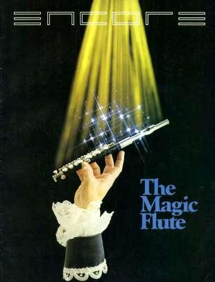 1987-88 Magic Flute Cover