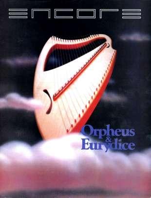 1987-88 Orpheus & Eurydice Cover