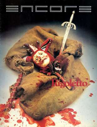 1987-88 Rigoletto Cover