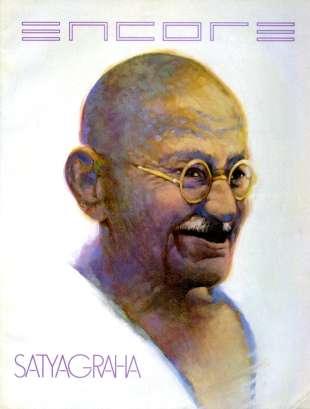 1988-89 Satyagraha Cover