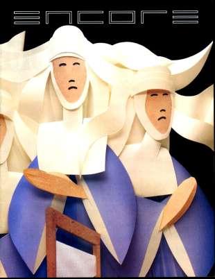 1989-90 Dialogues des Carmelites Cover