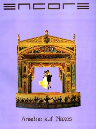 1990-91 Ariadne auf Naxos Cover