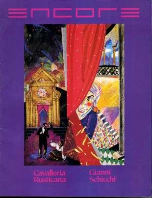 1990-91 Cavalleria Gianni Cover