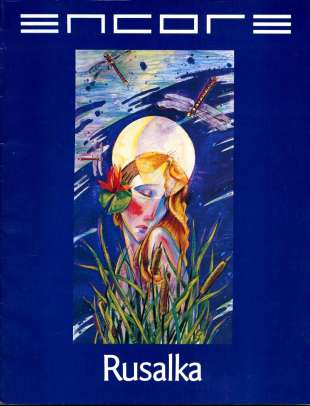 1990-91 Rusalka Cover