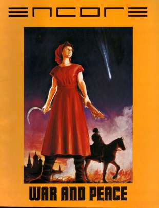 1990-91 War and Peace Cover