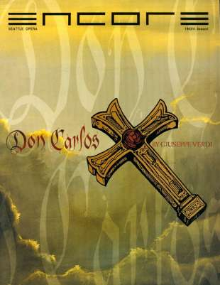 1993-94 Don Carlos Cover