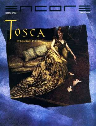 1993-94 Tosca Cover