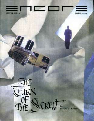 1993-94 Turn of the Screw Cover