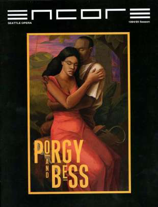 1994-95 Porgy and Bess Cover