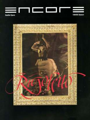 1994-95 Rigoletto Cover