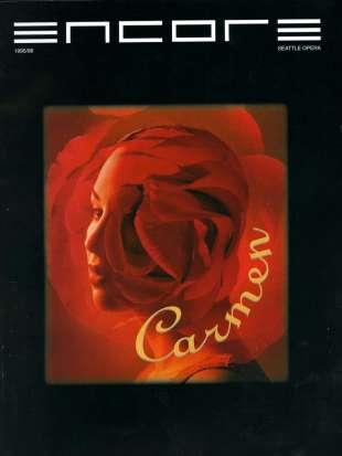 1995-96 Carmen Cover