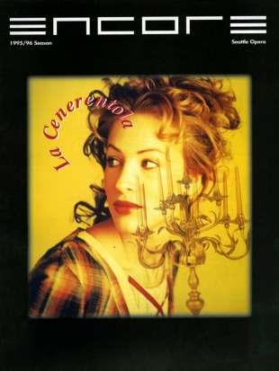 1995-96 La Cenerentola Cover