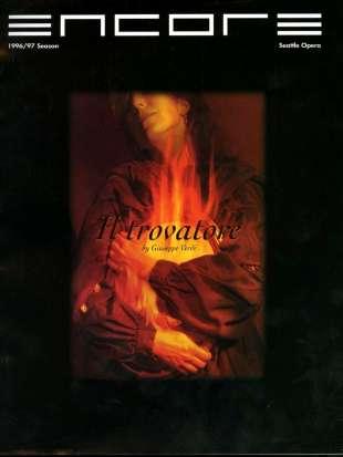 1996-97 Il trovatore Cover